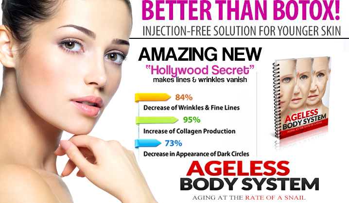 Get Younger Looking Skin without Botox Injections